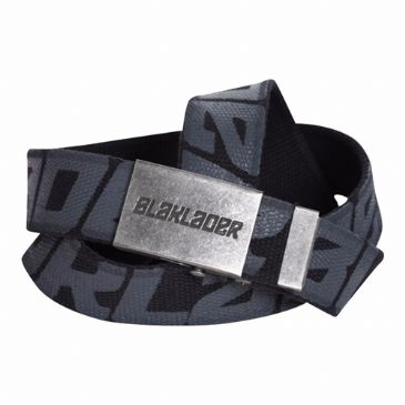 Blaklader 4033 Canvas Belt (Black)